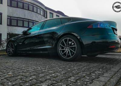 20 inch ABE alloy wheels Brock B37 for Tesla Model S