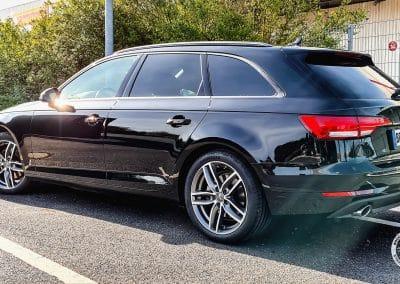 18 Zoll Alufelgen RC-Design RC29 für den Audi A4
