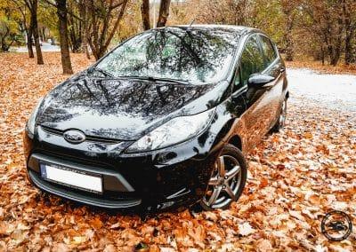 15 Zoll ECE RC-Design RC24 Alufelgen für den Ford Fiesta (JA8)