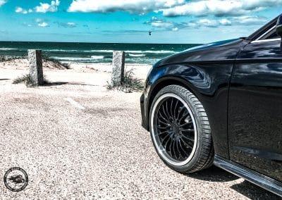 19 Zoll Tiefbett Mehrspeichen Felgen für den Audi A3