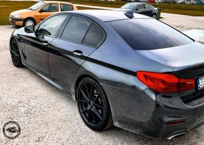 20 Zoll Brock B40 Felgen für den BMW 5er (540i) (G30 (G5L))