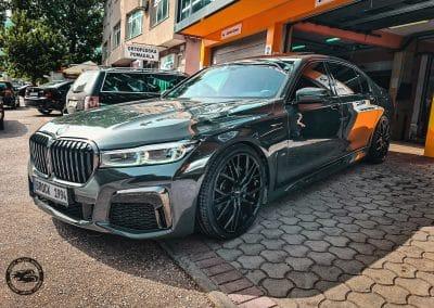 21 Zoll Felgenkombination Brock B41 für den BMW 7er